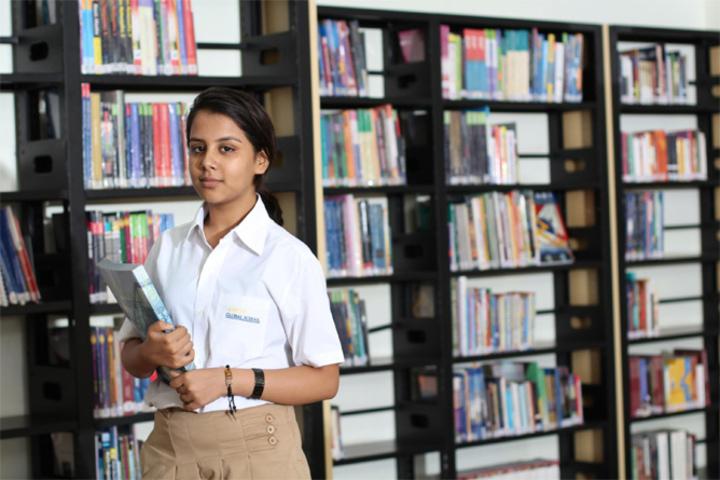 Amity Global School-Library