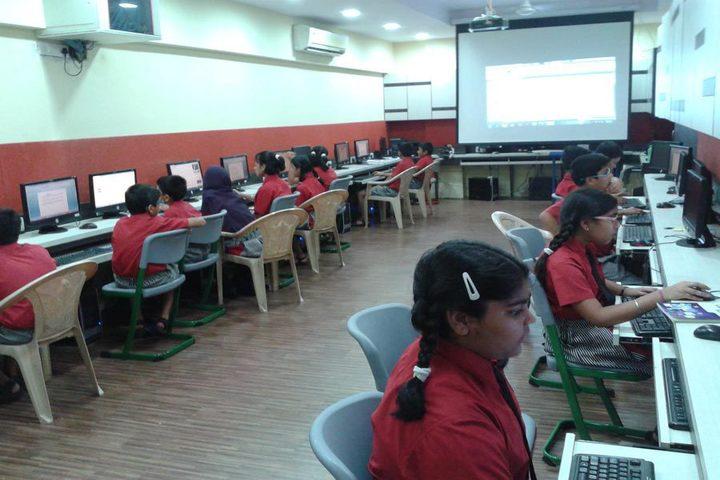 Bunts Sanghas S M Shetty International School and Junior College-Computer Lab
