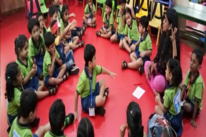 Bunts Sanghas S M Shetty International School and Junior College-Kidzone