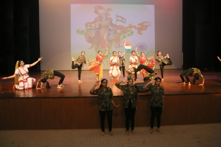 Mody School-Dance Competition