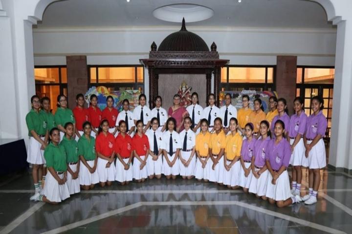 Mody School-Investiture Ceremony