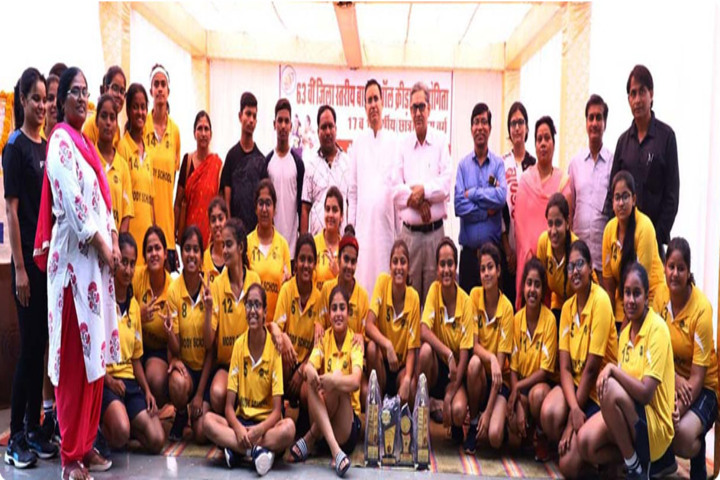 Mody School-Sports Champions