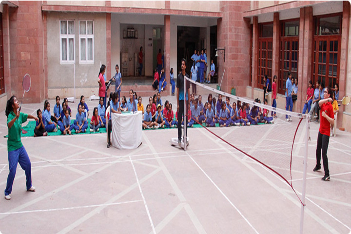 Mody School-Tennis