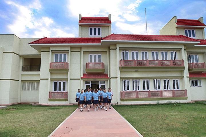 Mody School-Campus