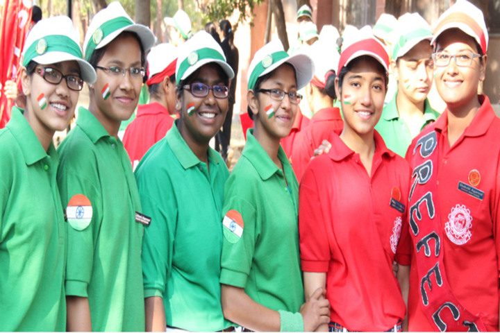 Mody School-Independence day Celebration