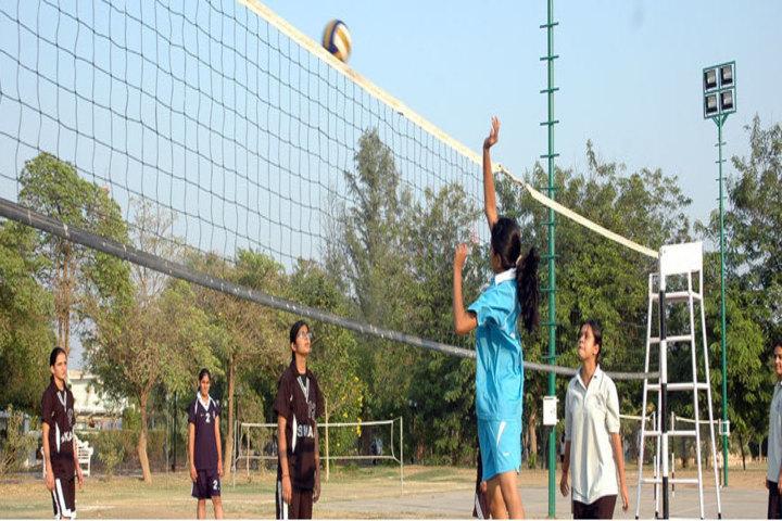 Mody School-Volleyball