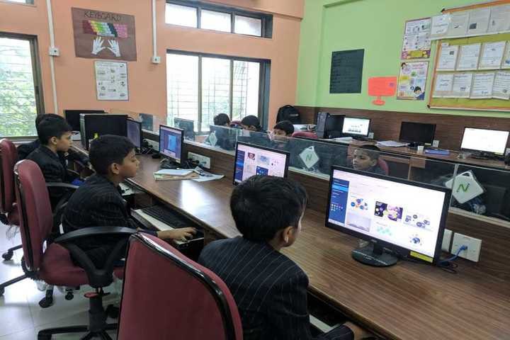 NES International School-computer Lab