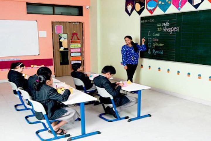 NES International School-Class Room