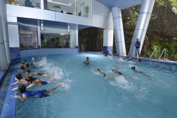 Hill Spring International School-Swimming Pool