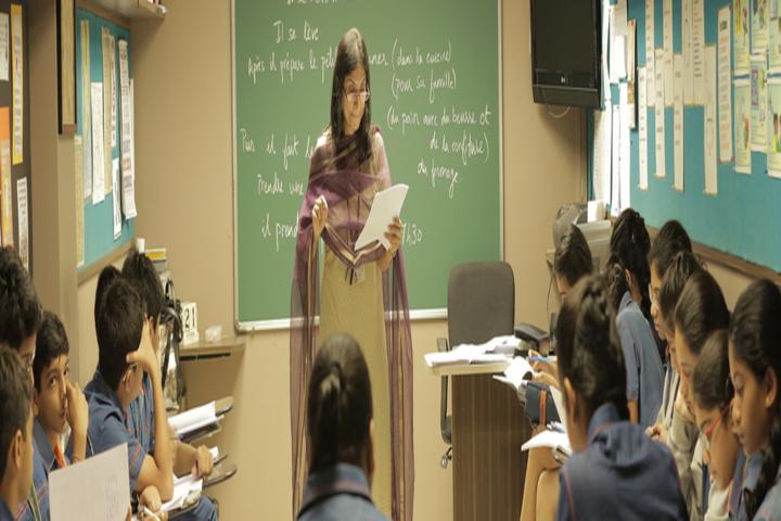 Hill Spring International School-Class Room