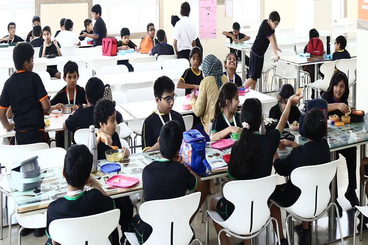 Nahar International School-Class Room
