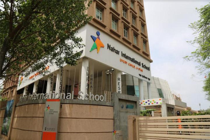 Nahar International School-Campus