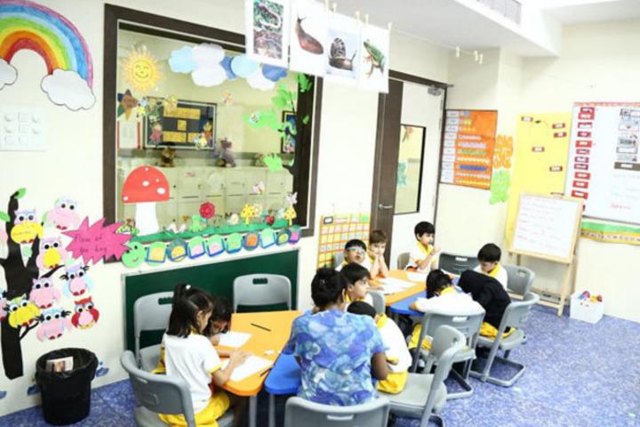 Nahar International School-Arts