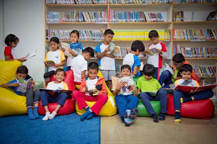 Neev Academy-Library