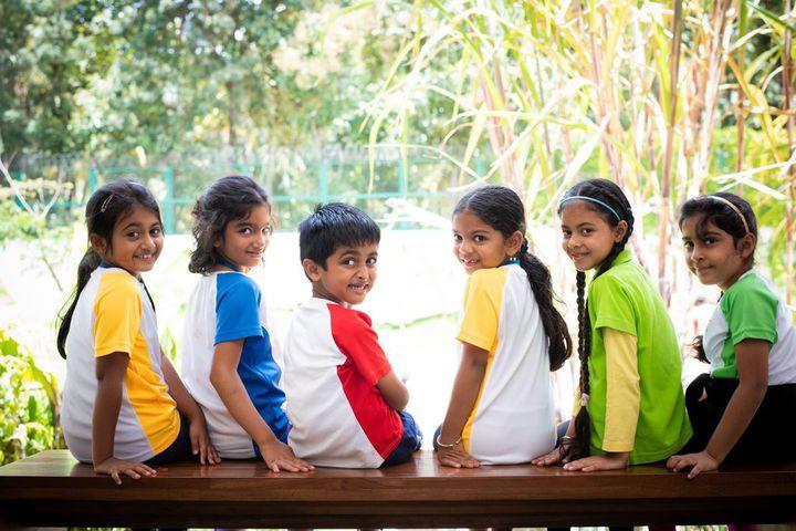 Neev Academy-Students
