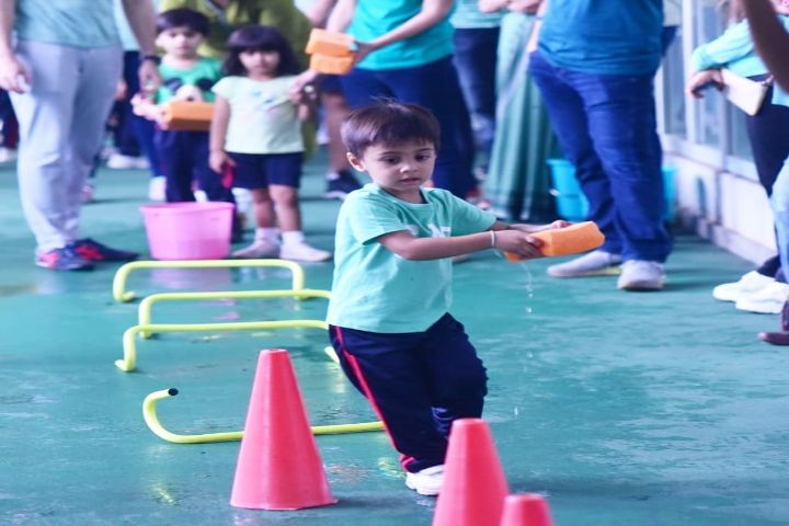 Oberoi International School-Event