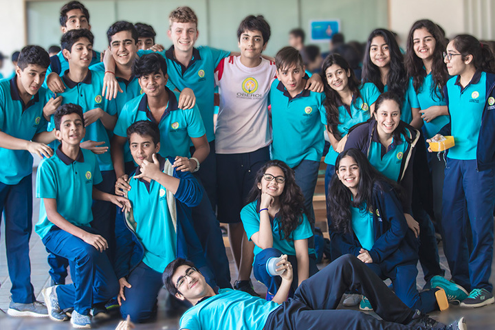 Oberoi International School-School Students