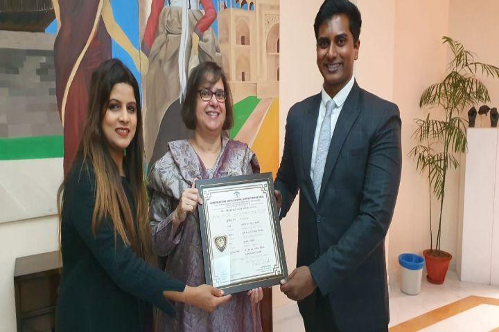 Pathways World School-Award