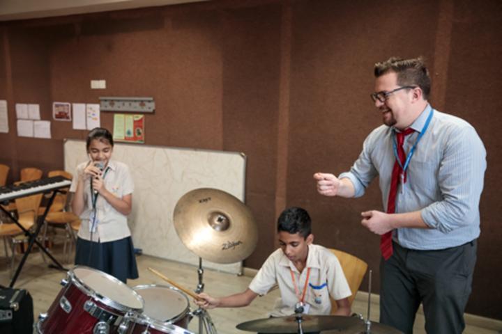 RBK International Academy-Music Room