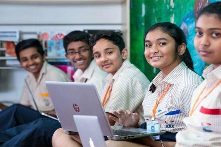 RBK International Academy-Computer Class