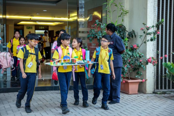 RBK International Academy-Exhibition