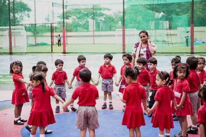 Ryan Global School-Playground