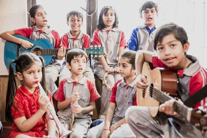 Ryan Global School-Music Room