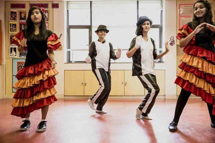 Ryan Global School-Dance Room
