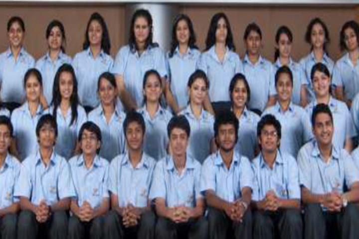 SVKM International School,-Students