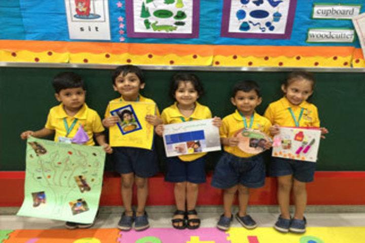 SVKM International School-Arts Competition