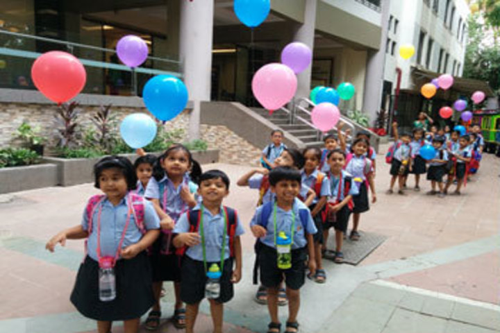 SVKM International School-Celebration Day