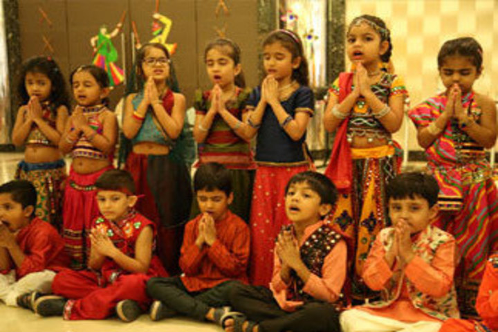 SVKM International School-Prayer