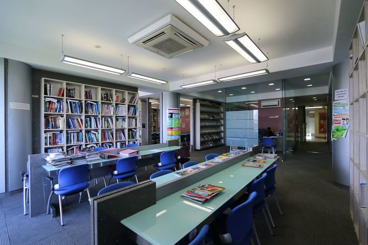SVKM International School-Library