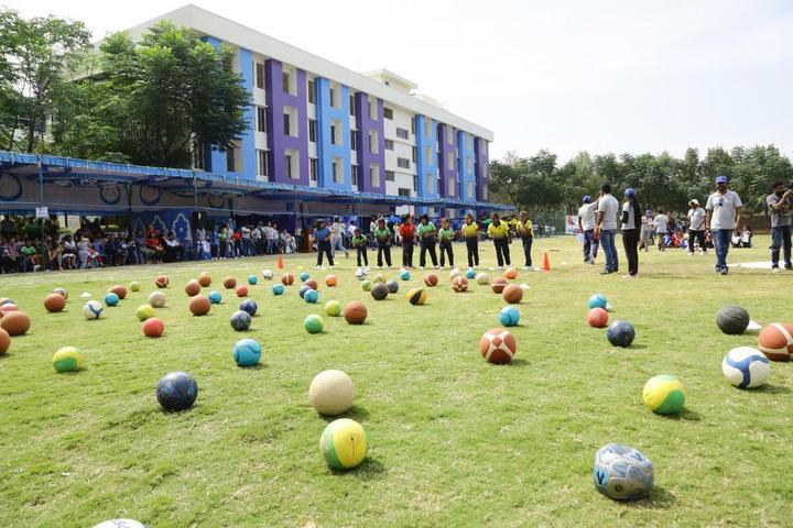 Sharanya Narayani International School-Play time