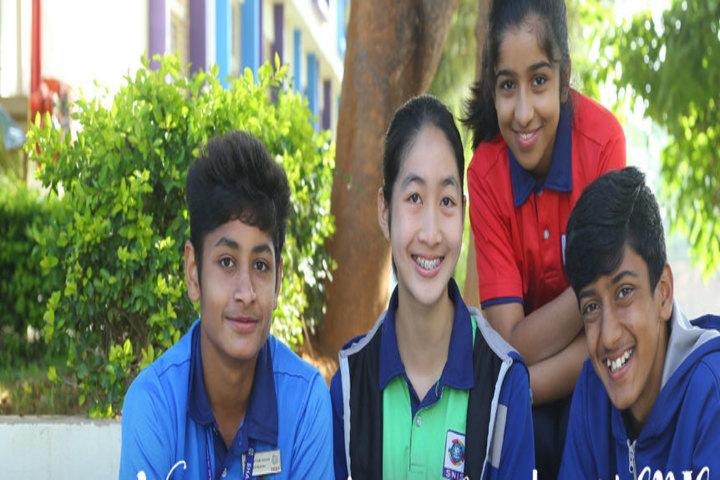 Sharanya Narayani International School-Students