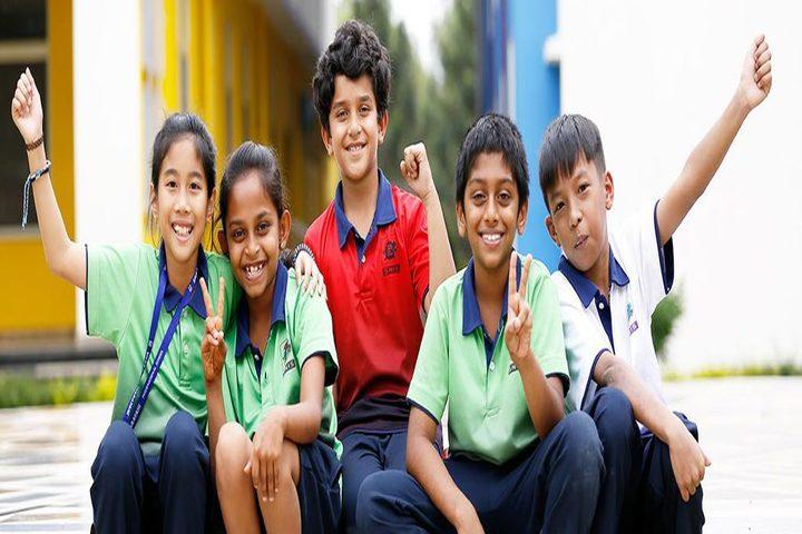 Sharanya Narayani International School-Grow and Learn