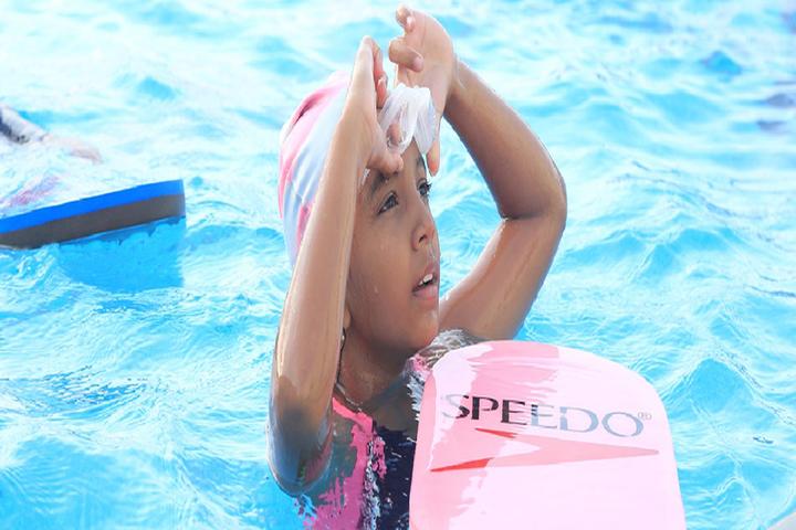 Sharanya Narayani International School-Swimming Pool