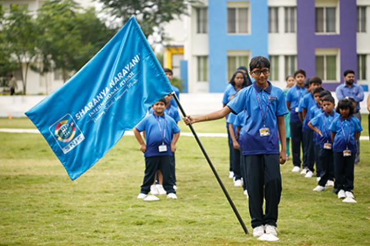 Sharanya Narayani International School-Celebration Day