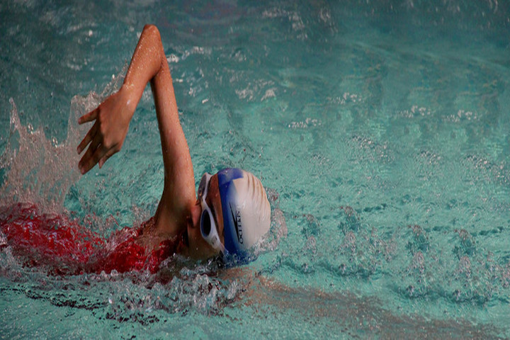 Singapore International School-Swimming pool