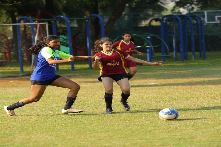 Singapore International School-Football Game