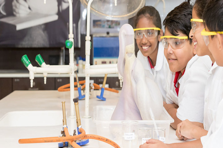 Singapore International School-Chemistry Lab