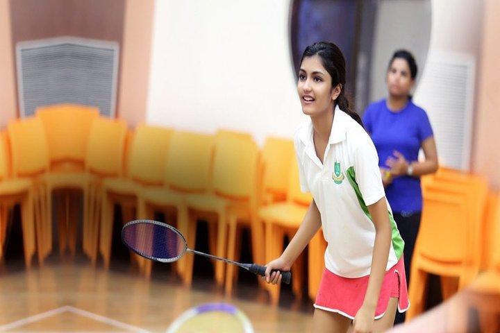Singapore International School-Badminton
