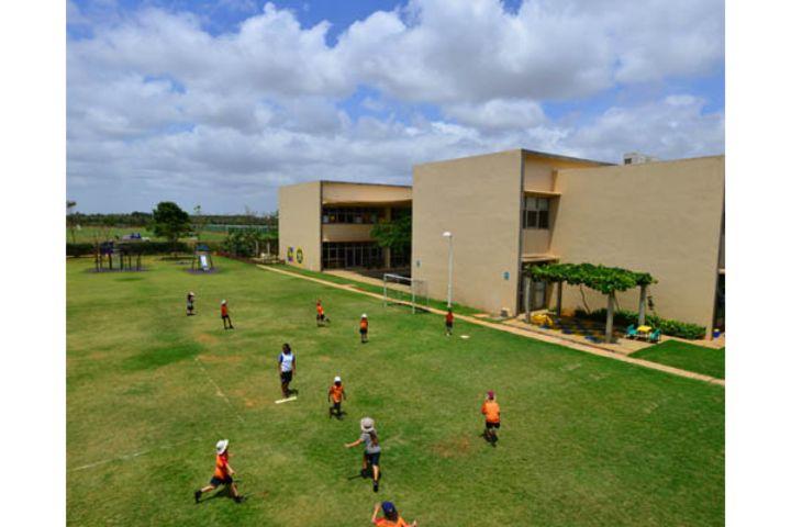 Stonehill International School-Playground