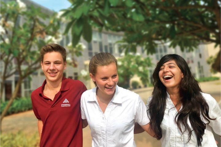 Stonehill International School-Students