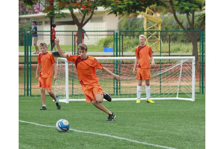 Stonehill International School-Football