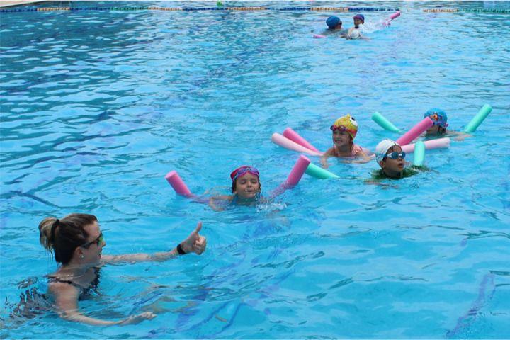 Stonehill International School-Swimming