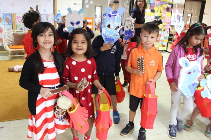 Stonehill International School-Kids