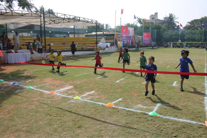 Play Ground of School