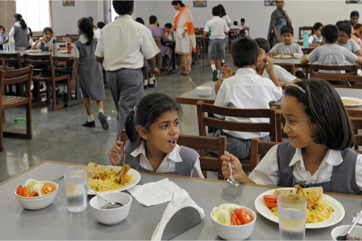 The Aga Khan Academy-Canteen