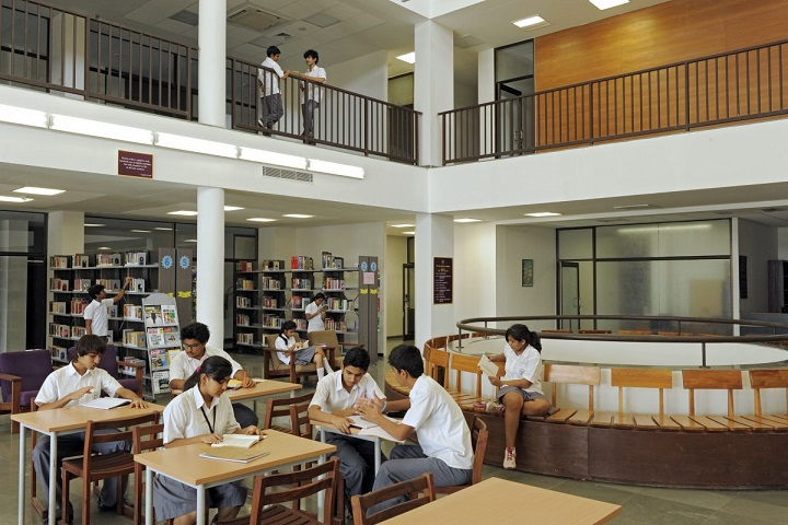 The Aga Khan Academy-Library